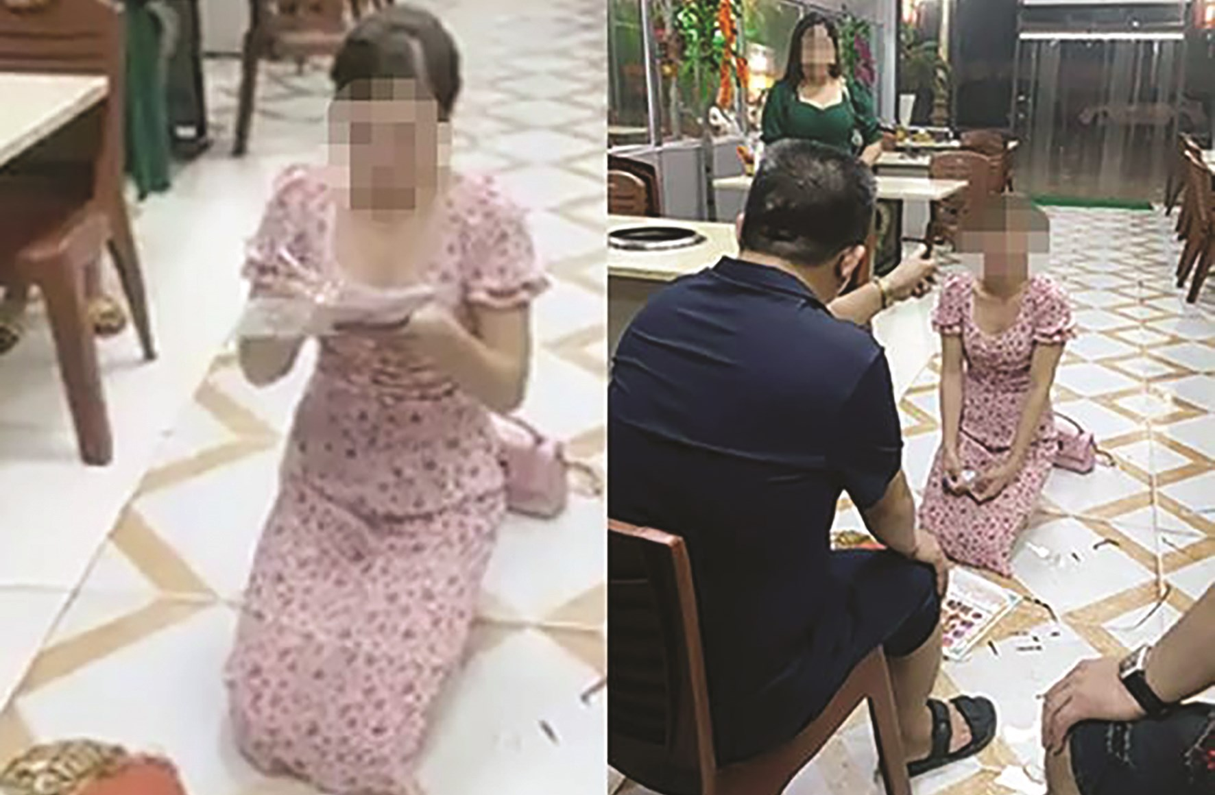 Dư luận phẫn nộ trước vụ việc nhà hàng Nhắng nướng Bắc Ninh hạ nhục khách hàng