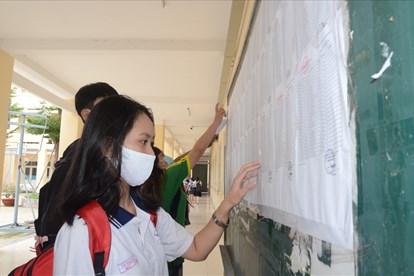 Sẽ có 11 Hội đồng thi tốt nghiệp THPT đợt 2. Ảnh: Huyên Nguyễn