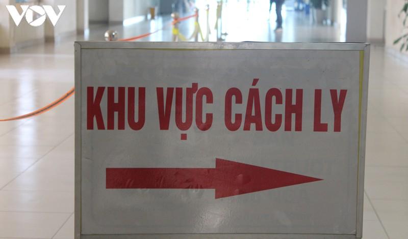Thêm 1 ca nghi mắc Covid-19 tại Hải Dương có liên quan đến Hà Nội