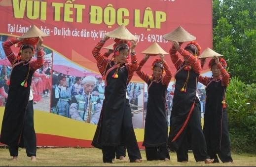 """Các hoạt động trong tháng 9 với chủ đề """"Vui Tết độc lập"""" nhằm giới thiệu những nét văn hóa, phong tục tập quán của cộng đồng 54 dân tộc Việt Nam. (Ảnh minh họa: Báo Biên phòng)"""