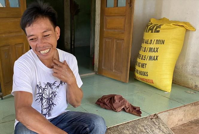 Đinh Văn Phả vẫn còn ám ảnh chuyện bị nghi ky cầm đồ thuốc độc