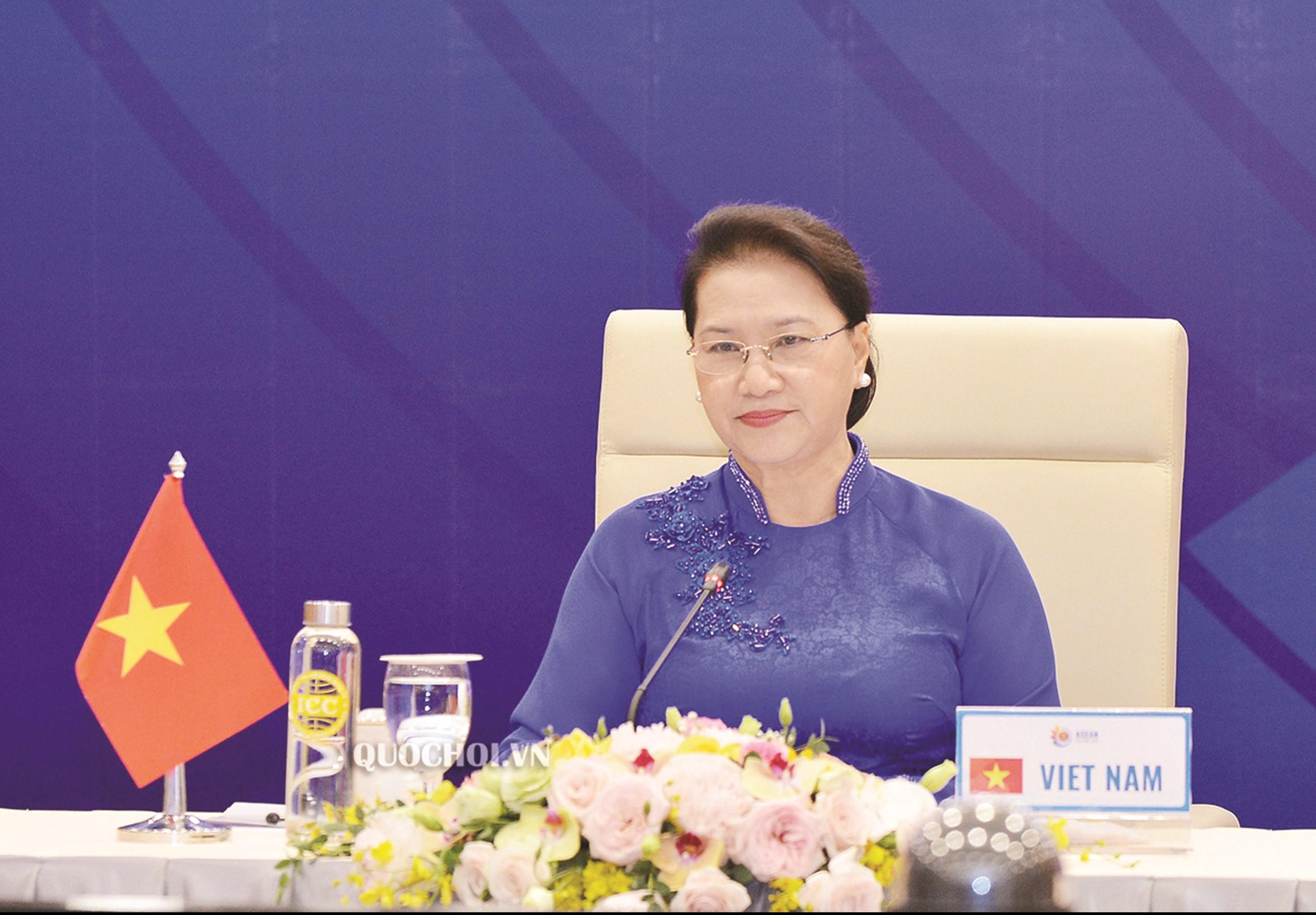 Chủ tịch Quốc hội Nguyễn Thị Kim Ngân, Chủ tịch AIPA-41.