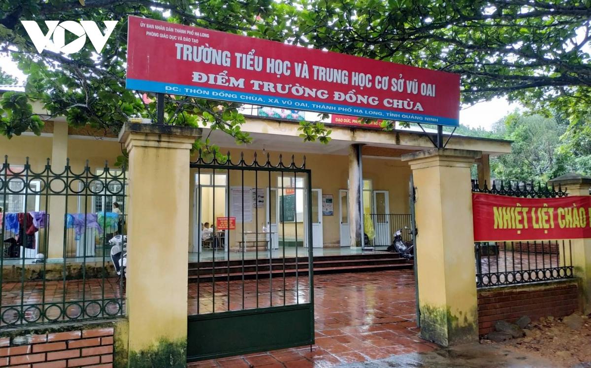 Tuy nhiên, không phải trường nào của tỉnh Quảng Ninh cũng đủ điều kiện trang thiết bị để bảo đảm truyền đạt tốt nhất kiến thức đến các em học sinh.