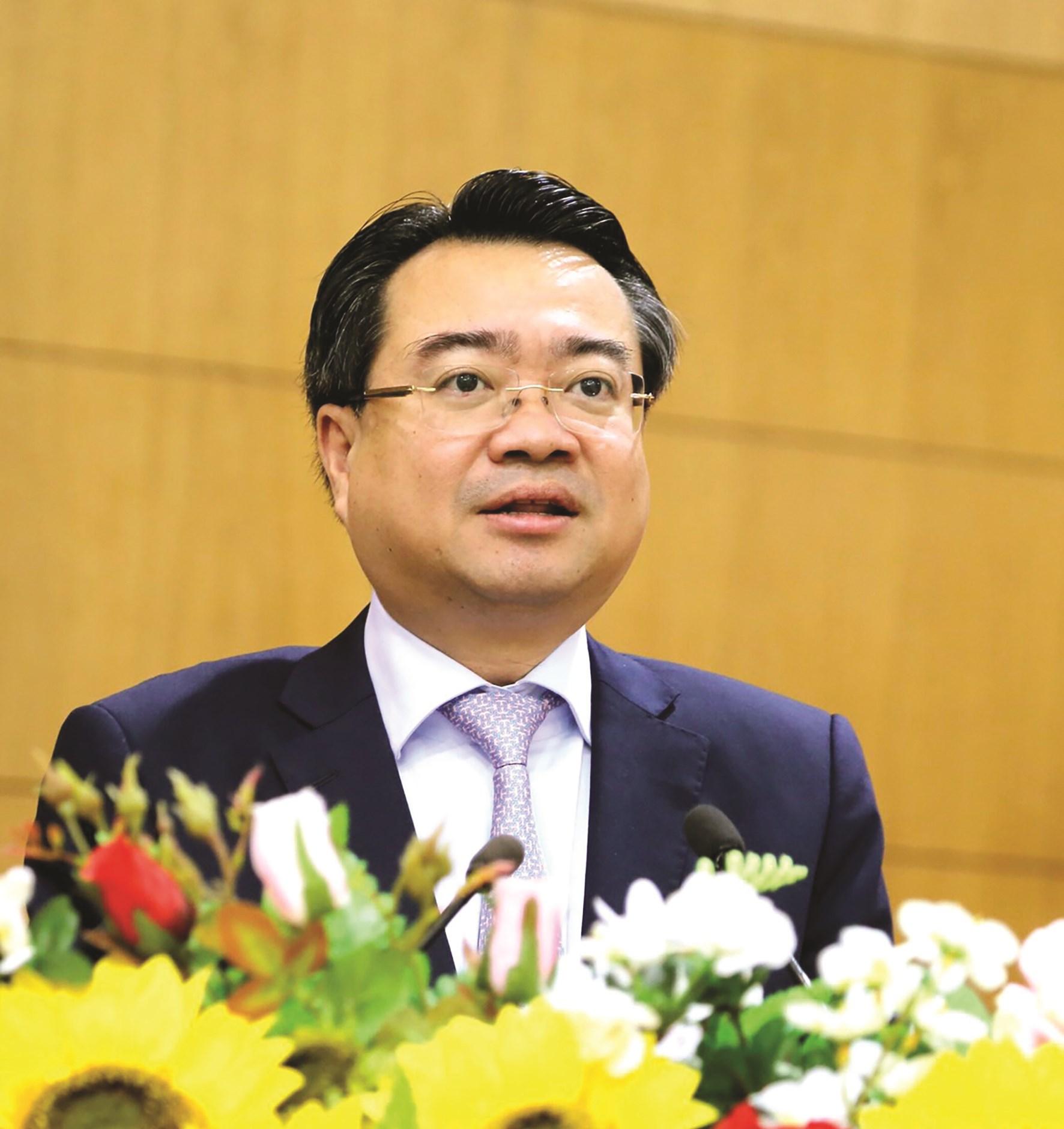 Ông Nguyễn Thanh Nghị