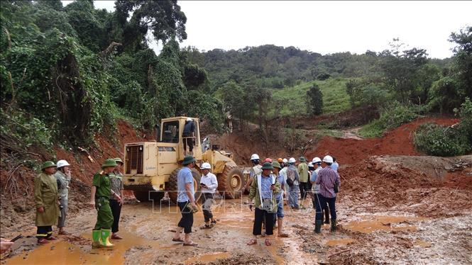 Sạt lở đất ở Hướng Hóa - Quảng Trị: Đã tìm được 10 thi thể, dồn tổng lực thông đường vào hiện trường 2