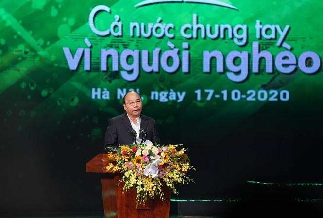 Thủ tướng Chính phủ Nguyễn Xuân Phúc phát biểu tại Chương trình