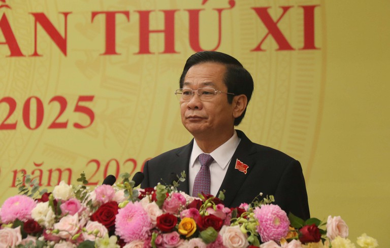 Ông Đỗ Thanh Bình được bầu làm Bí thư Tỉnh ủy Kiên Giang nhiệm kỳ 2020-2025
