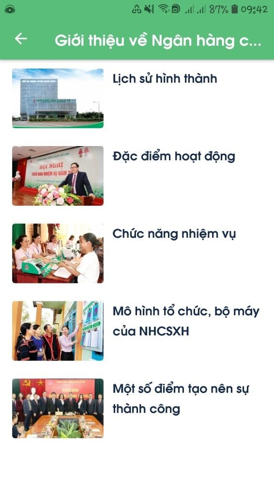 Chi nhánh NHCSXH TP. Hà Nội: Phổ biến ứng dụng giáo dục tài chính trên điện thoại 2