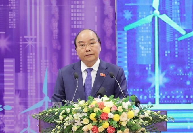 Thủ tướng Chính phủ Nguyễn Xuân Phúc phát biểu chỉ đạo tại Diễn đàn