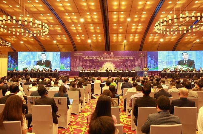 Diễn đàn cấp cao về Đô thị thông minh ASEAN 2020 (ASEAN Smart Cities Summit & Expo 2020)