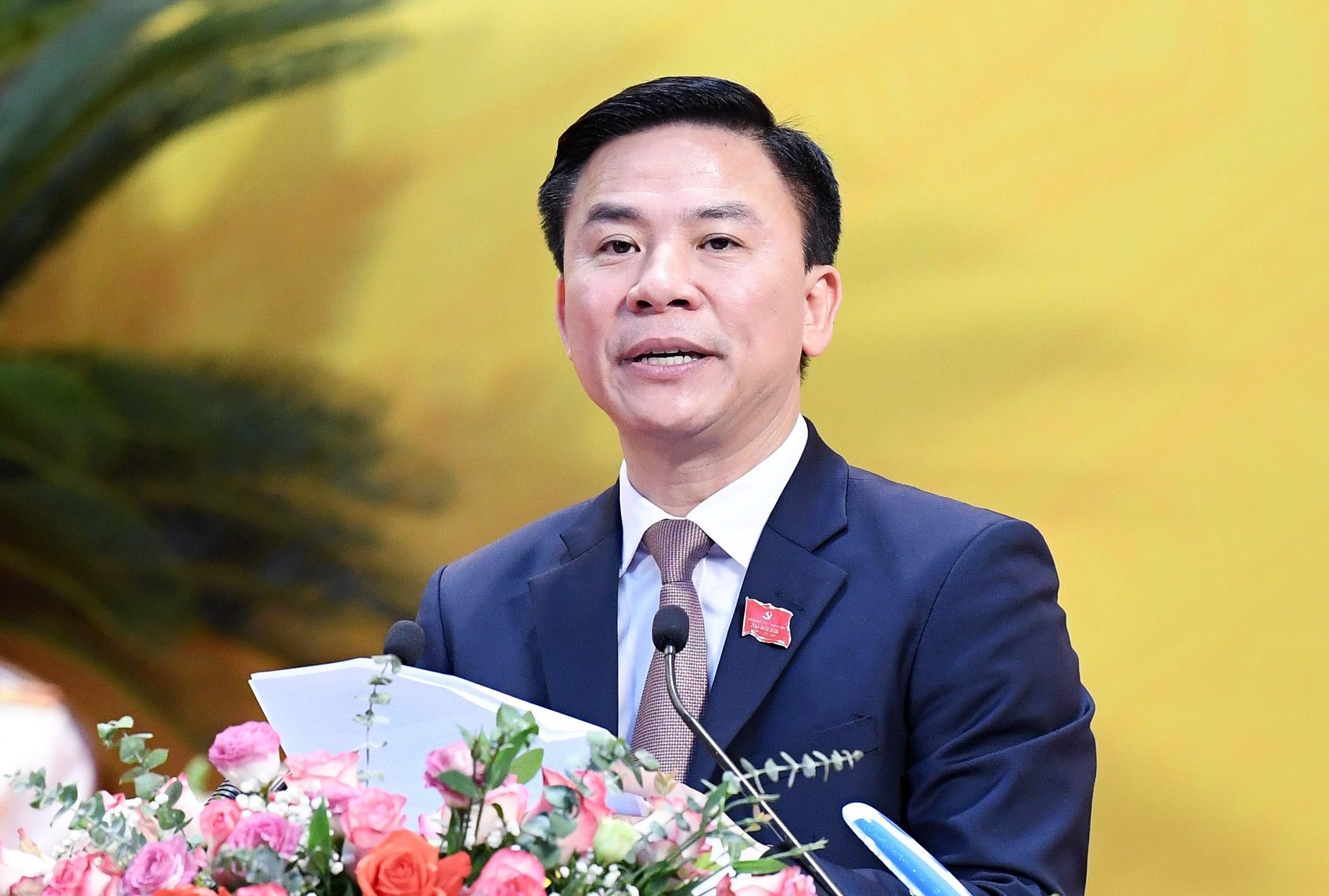Ông Đỗ Trọng Hưng được bầu làm Bí thư Tỉnh ủy Thanh Hóa, nhiệm kỳ 2020-2025