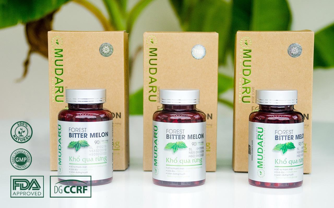 Viên Uống Mudaru - nâng tầm giá trị nông sản Việt 3