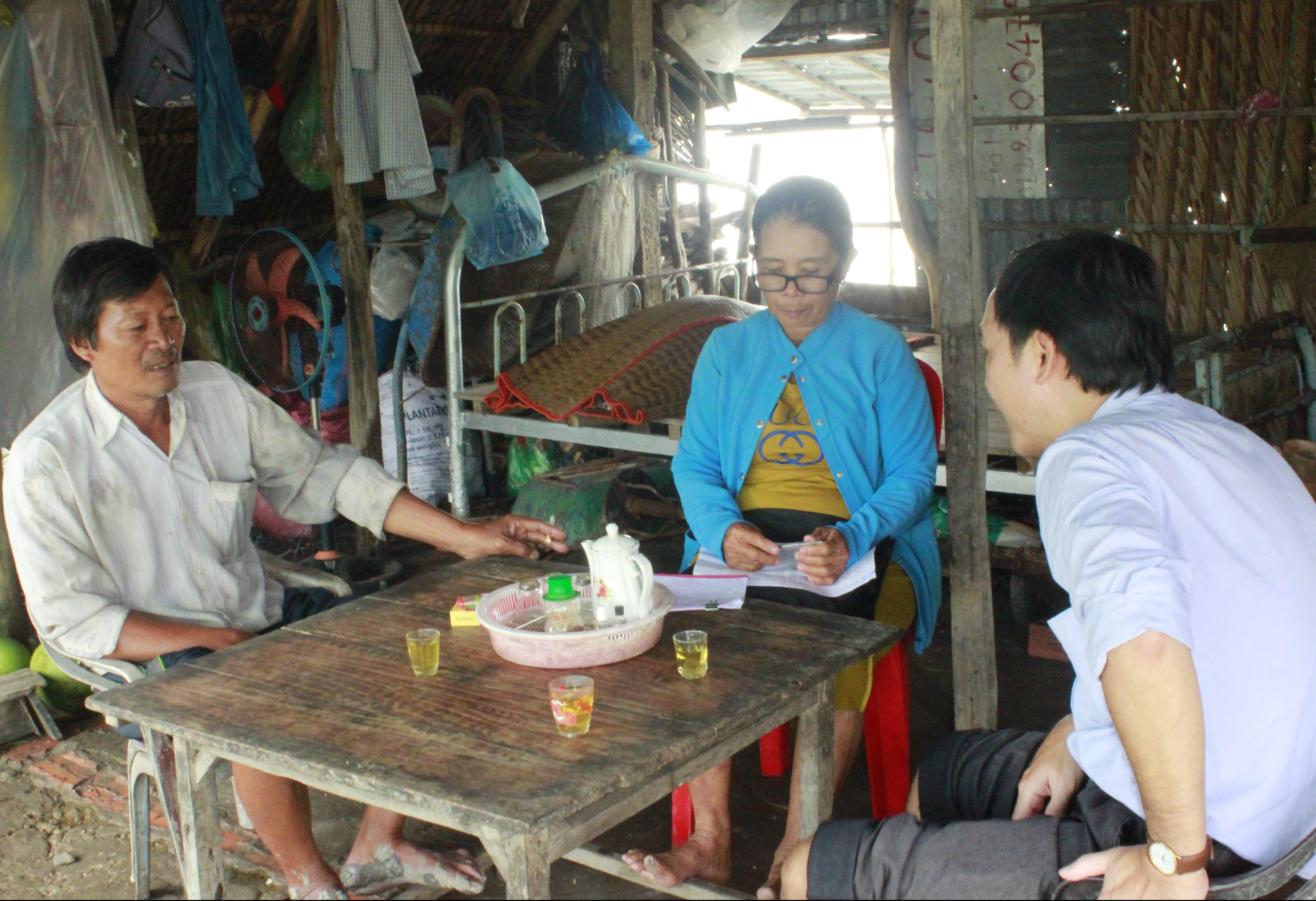 Nhiều hộ nghèo người dân tộc Kh'mer ở Cà Mau được hỗ trợ từ nguồn tín dụng ưu đãi