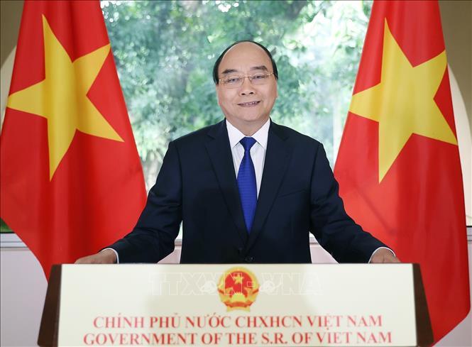 Thủ tướng Chính phủ Nguyễn Xuân Phúc. Ảnh: Thống Nhất/TTXVN