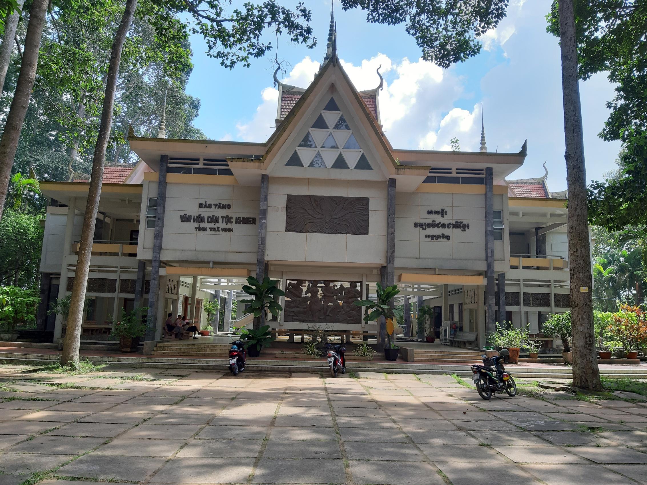 Bảo tàng Văn hóa dân tộc Khmer tỉnh Trà Vinh