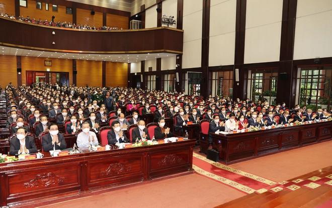 Hội nghị cán bộ toàn quốc được tổ chức với nội dung chính là tổng kết công tác tổ chức đại hội đảng bộ các cấp vừa hoàn thành