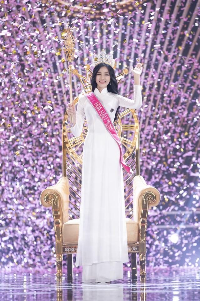 Hoa hậu Việt Nam 2020 Đỗ Thị Hà.