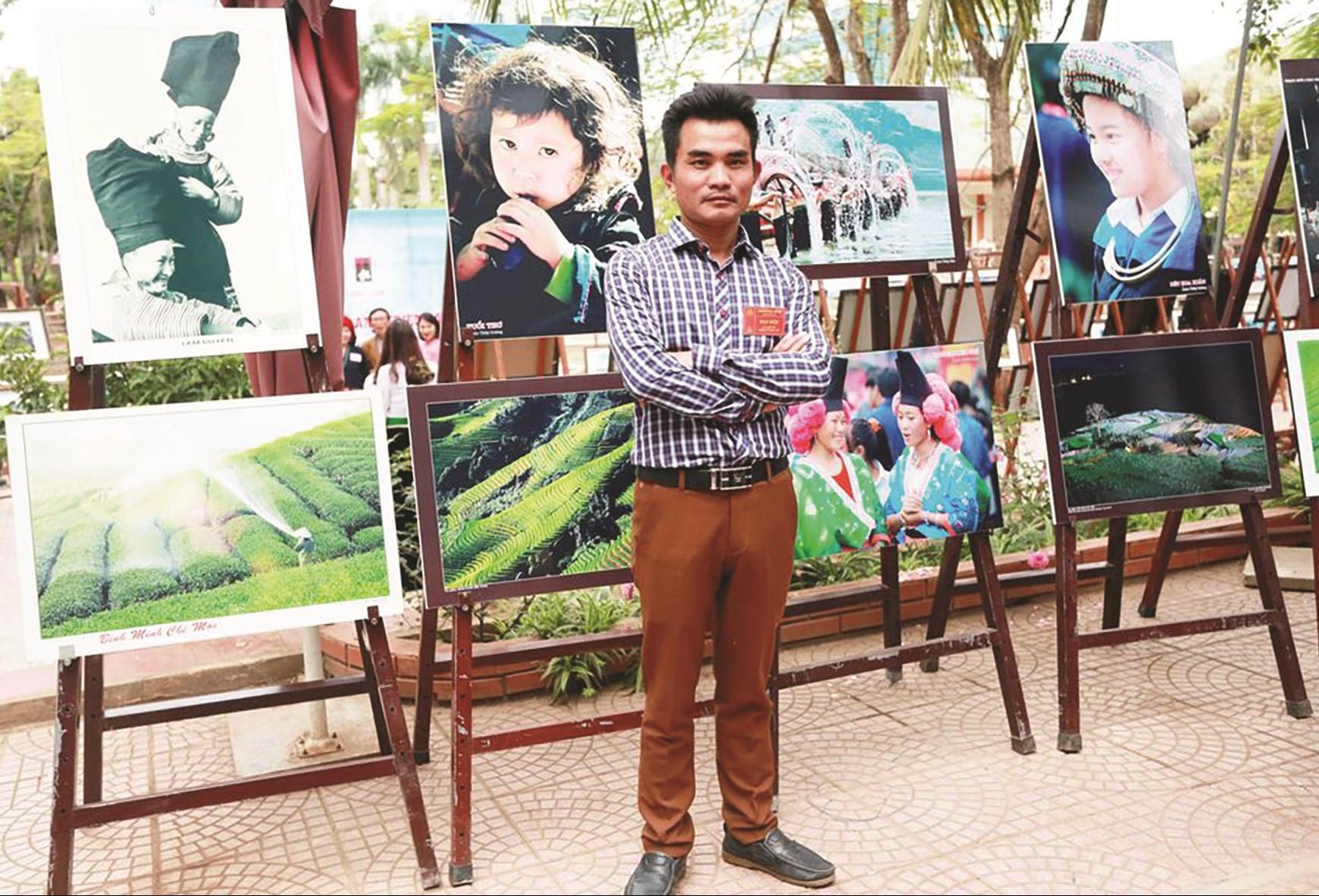 Nhà văn trẻ Kiều Duy Khánh