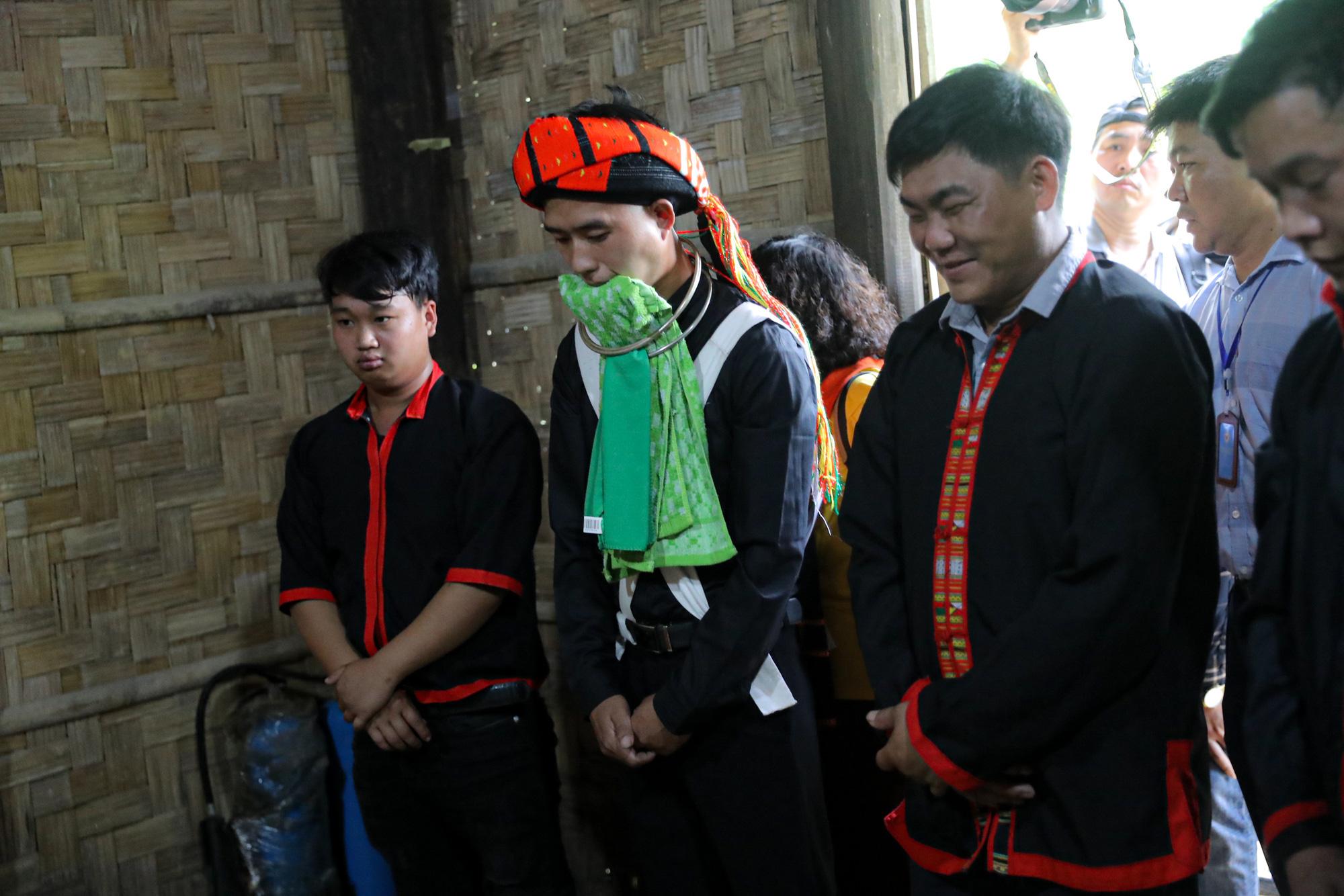 Tái hiện lễ cưới của Dân tộc Pà Thẻn tại Hà Nội 5