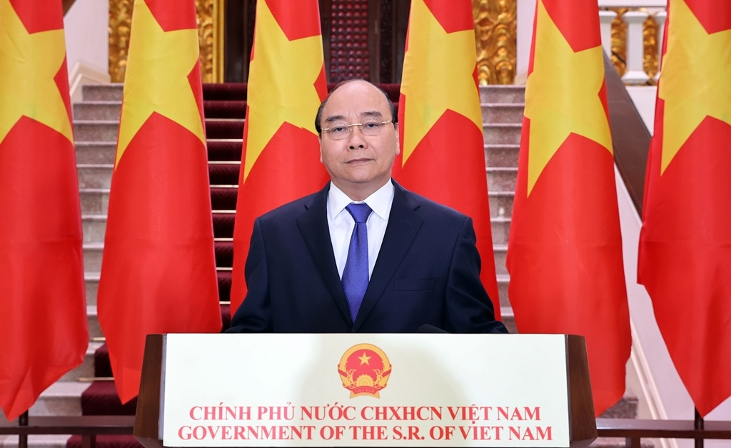 Thủ tướng Nguyễn Xuân Phúc: ASEAN - Trung Quốc đang là một trong số ít các cặp đối tác trên thế giới giữ mức tăng trưởng rất tích cực từ đầu năm đến nay