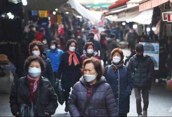 Hàn Quốc báo cáo hơn 500 ca mắc mới trong 3 ngày liên tiếp và tốc độ lây lan hiện chưa từng có