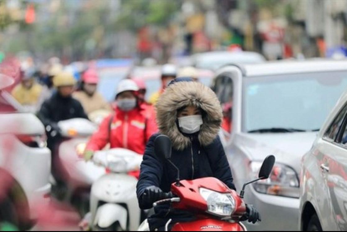 Không khí lạnh tràn miền Bắc, nhiệt độ tiếp tục giảm sâu (Ảnh minh họa: KT)