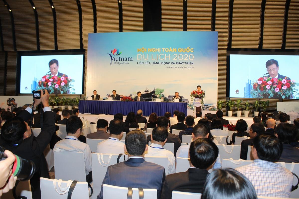 Hội nghị tổng kết du lịch năm 2020 tại Quảng Nam.