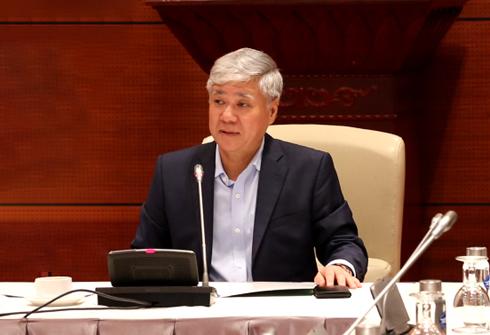 Bộ trưởng, Chủ nhiệm Đỗ Văn Chiến chủ trì họp Ban Chỉ đạo, Ban Tổ chức để rà soát công tác chuẩn bị Đại hội