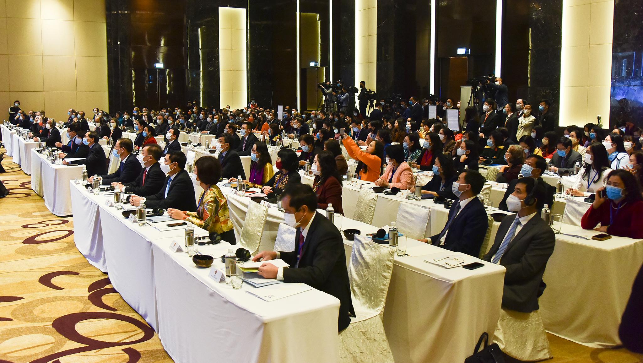 Toàn cảnh Hội nghị. Ảnh: VGP/Hải Minh