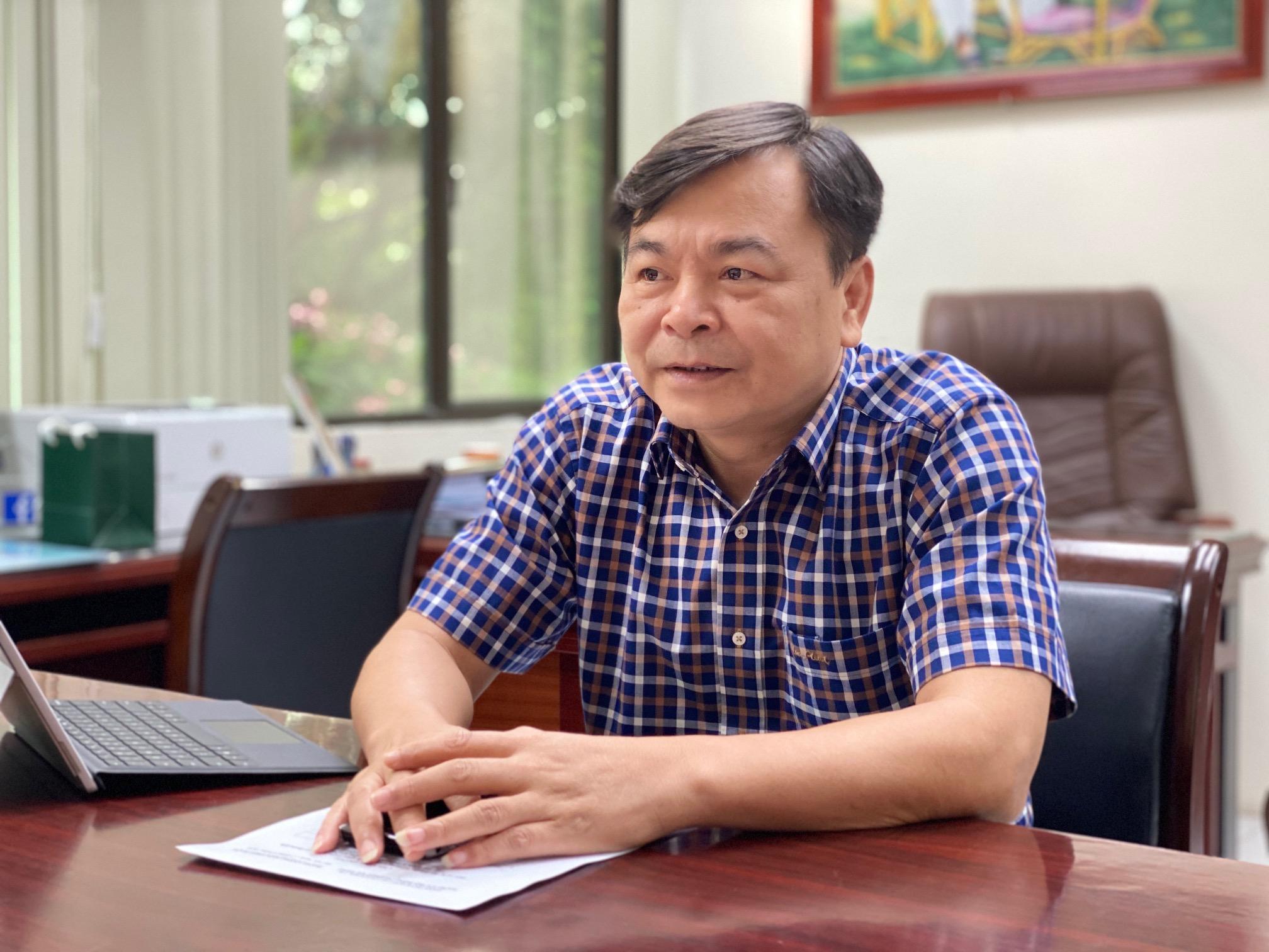 Ông Nguyễn Hoàng Hiệp, Thứ trưởng Bộ Nông nghiệp và Phát triển nông thôn
