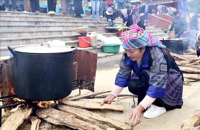 Sôi nổi Lễ hội giã bánh dày ở vùng cao Mù Cang Chải 6