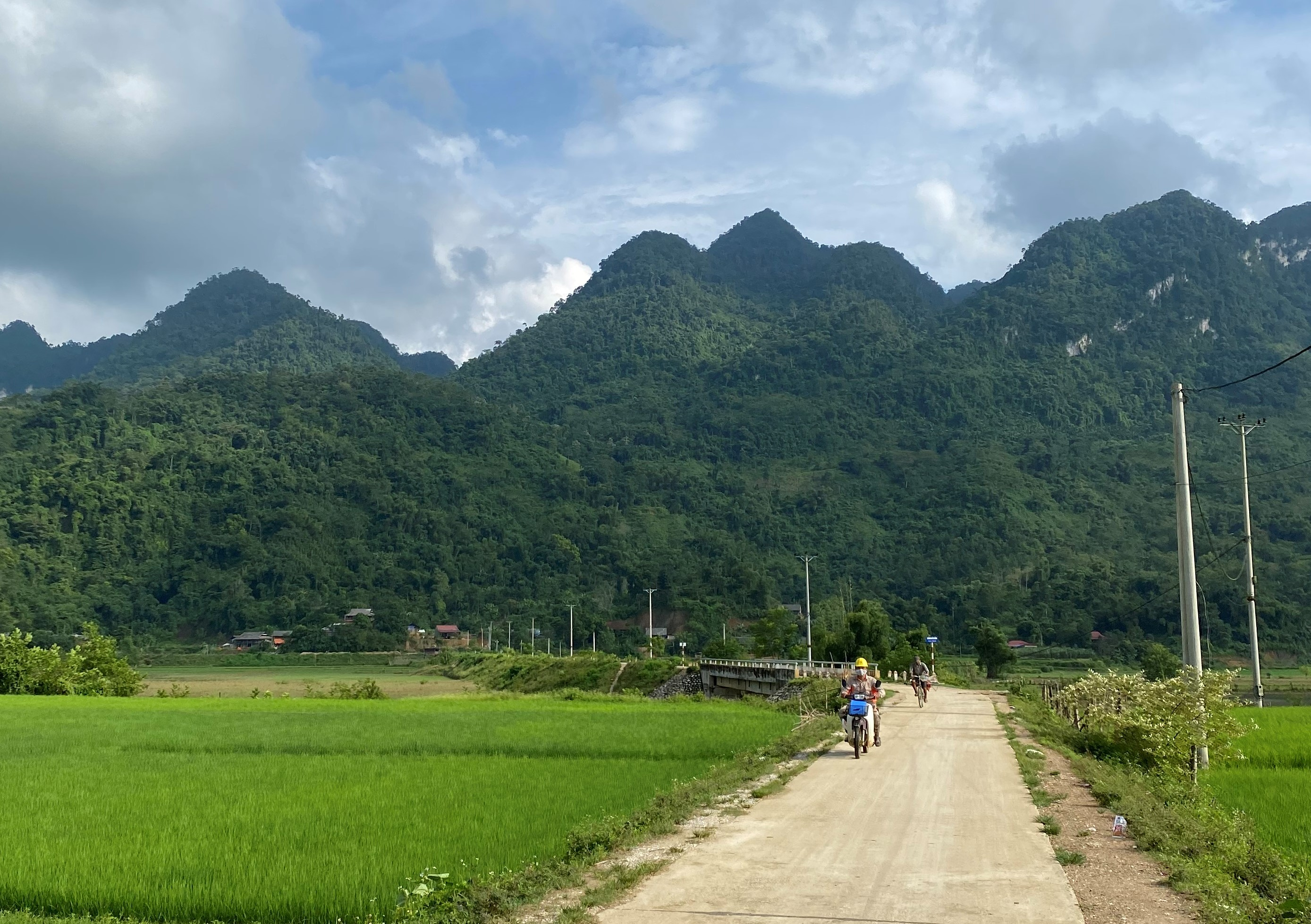 Diện mạo nông thôn, miền núi tỉnh Bắc Kạn có nhiều thay đổi từ những công trình hạ tầng được xây dựng từ nguồn vốn 135.