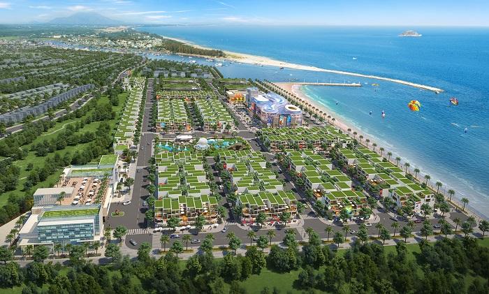 """Các dự án BĐS nghỉ dưỡng – biệt thự biển năm 2020 gần như """"đóng băng"""""""