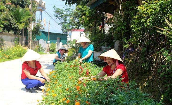 Bộ mặt NTM của tỉnh Điện Biên ngày càng khởi sắc