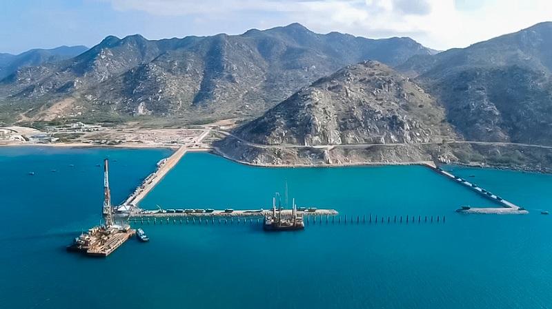 Dự án khu bến Cảng Cà Ná