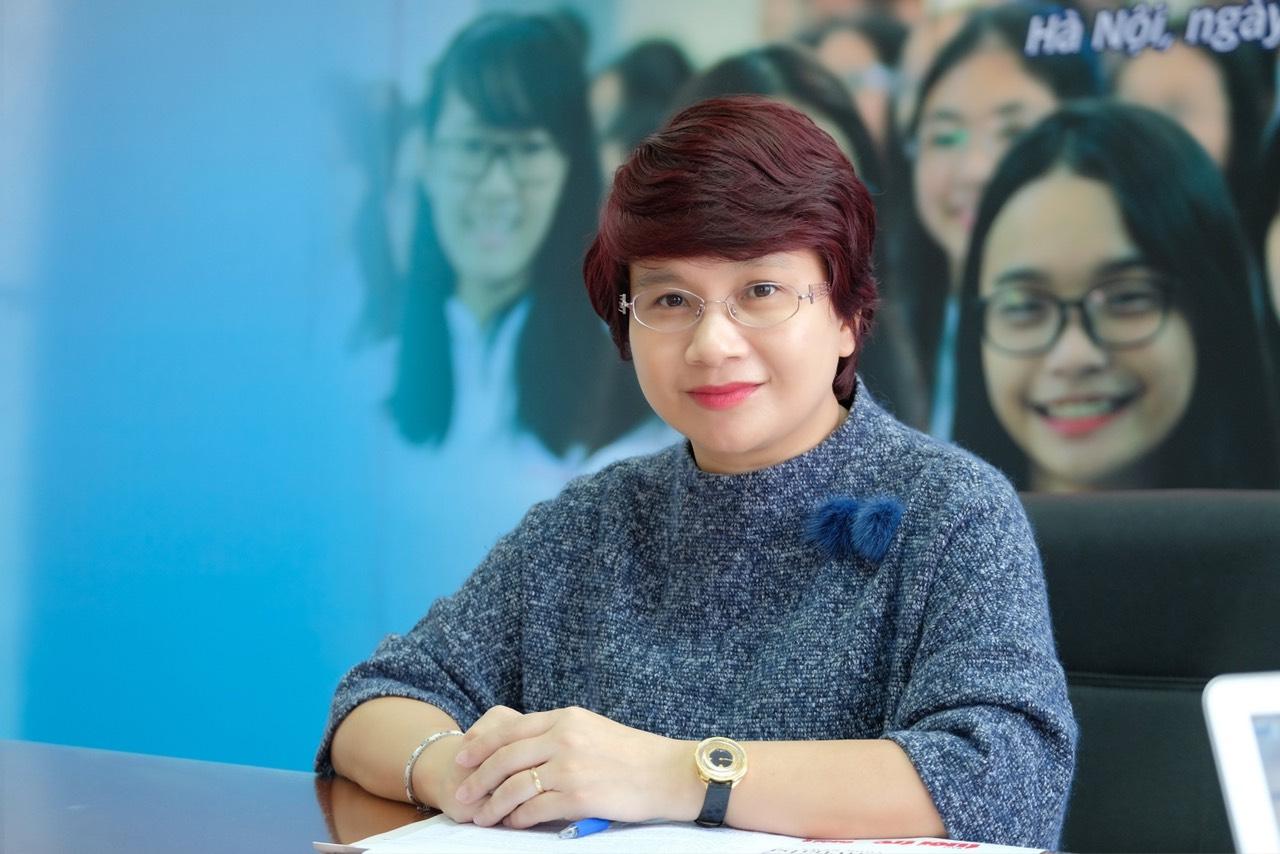 PGS.TS Nguyễn Thu Thủy, Vụ trưởng Vụ Giáo dục Đại học (Bộ Giáo dục và Đào tạo) trả lời phỏng vấn về những điểm mới trong thi tuyển, xét tuyển đối với đối tượng học sinh DTTS năm nay.