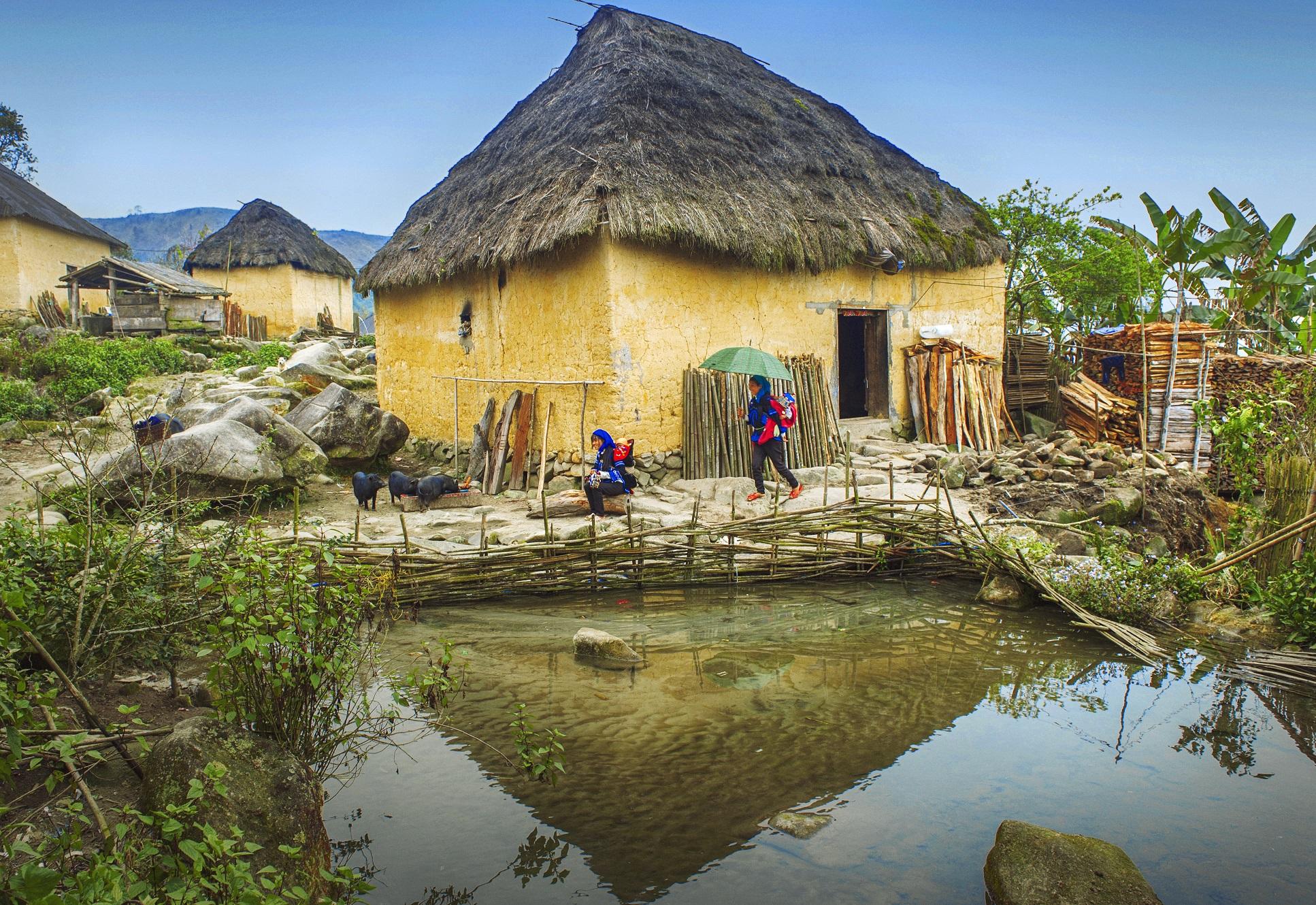 Y Tý tiềm ẩn nhiều nét đẹp độc đáo trong văn hóa của đồng bào Hà Nhì, đồng bào Mông...để phát triển du lịch