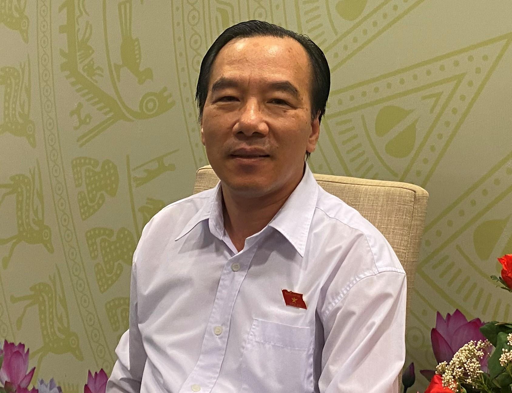 Ông Ngô Sách Thực, Phó Chủ tịch Ủy ban Trung ương Mặt trận Tổ quốc Việt Nam