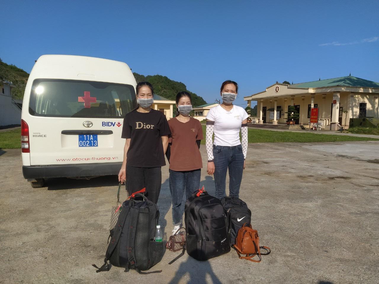 03 công dân Việt Nam nhập cảnh trái phép bị phát hiện, bắt giữ