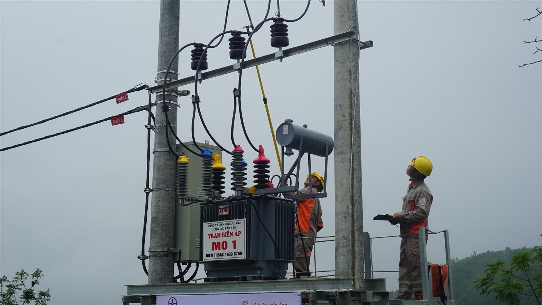 Tăng cường kiểm tra, bảo dưỡng hệ thông biến áp, đường dây truyền tải hạn chế tối đa sự cố