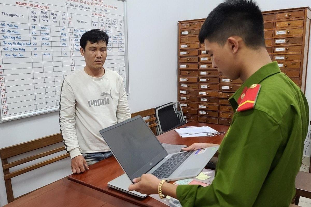 Một đối tượng bị bắt giữ trong vụ trộm cắp tài sản ở Lai Châu