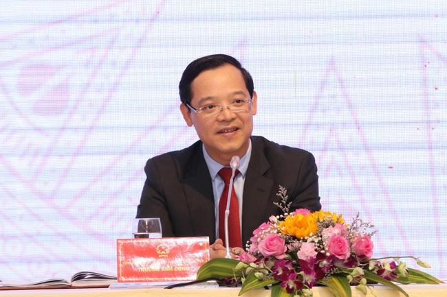 TS Trương Anh Dũng, Tổng Cục trưởng Tổng cục Giáo dục nghề nghiệp.