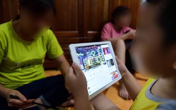 Trẻ em cần được trang bị kỹ năng khi sử dụng internet