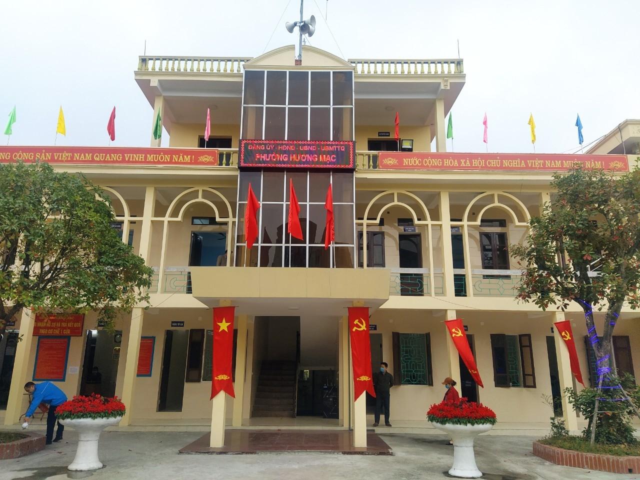 Hương Mạc, Từ Sơn (Bắc Ninh): Quyết tâm hoàn thành mục tiêu phát triển kinh tế năm 2021