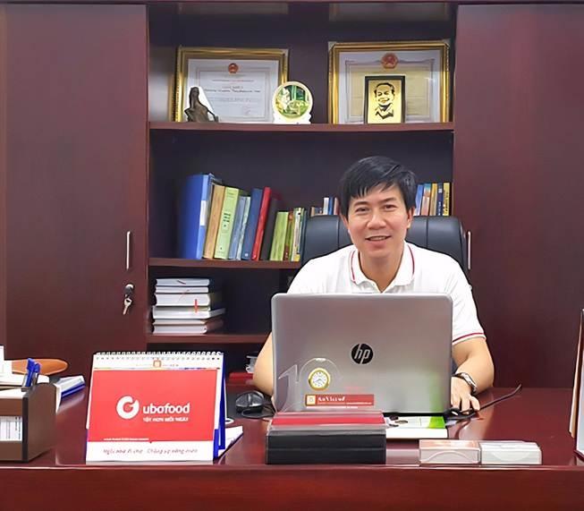 Ông Đỗ Hoàng Thạch, Giám đốc điều hành Công ty CP Ubofood