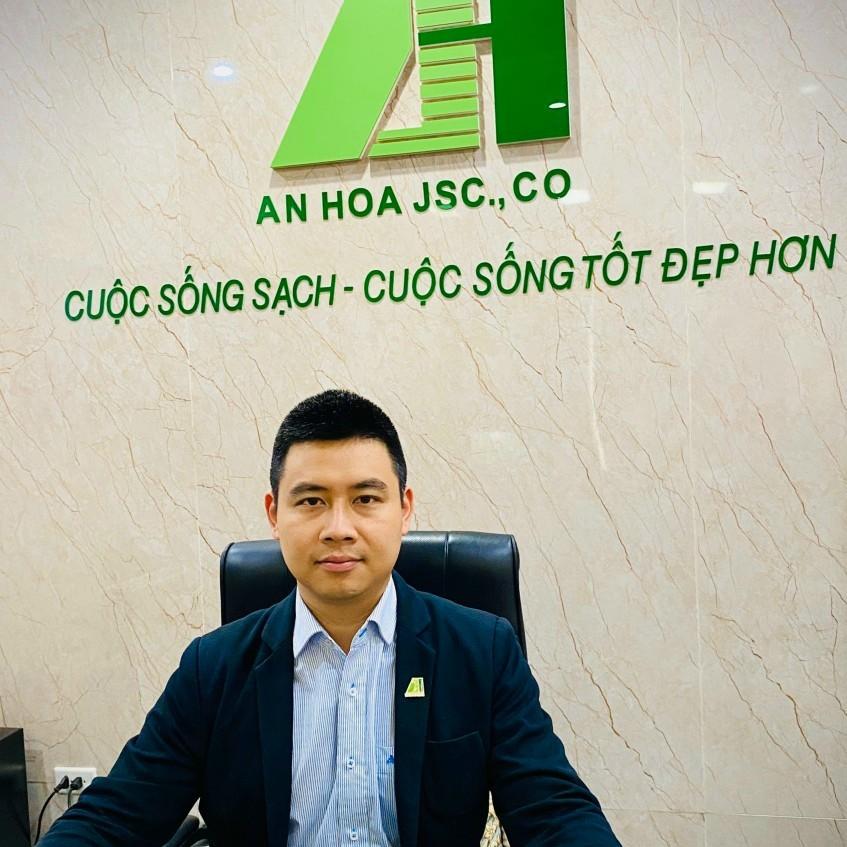 Ông Tô Đức Minh, Phó Tổng Giám đốc Công ty CP Đầu tư Hanofarm