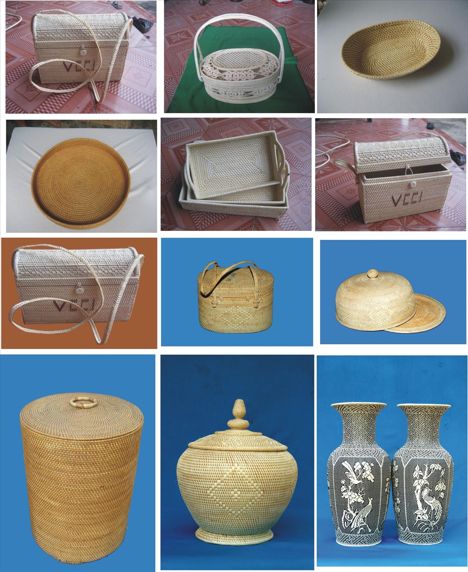 Sản phẩm của Công ty TNHH mỹ nghệ Hoa Sơn có mặt ở khắp nơi trên thế giới với nhiều mẫu đa dạng.