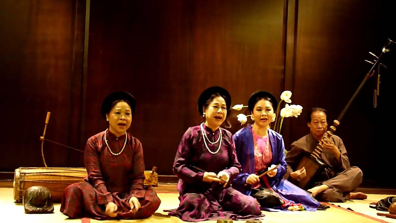 Nhóm Đông Kinh Cổ Nhạc sẽ biểu diễn tại Đêm nhạc