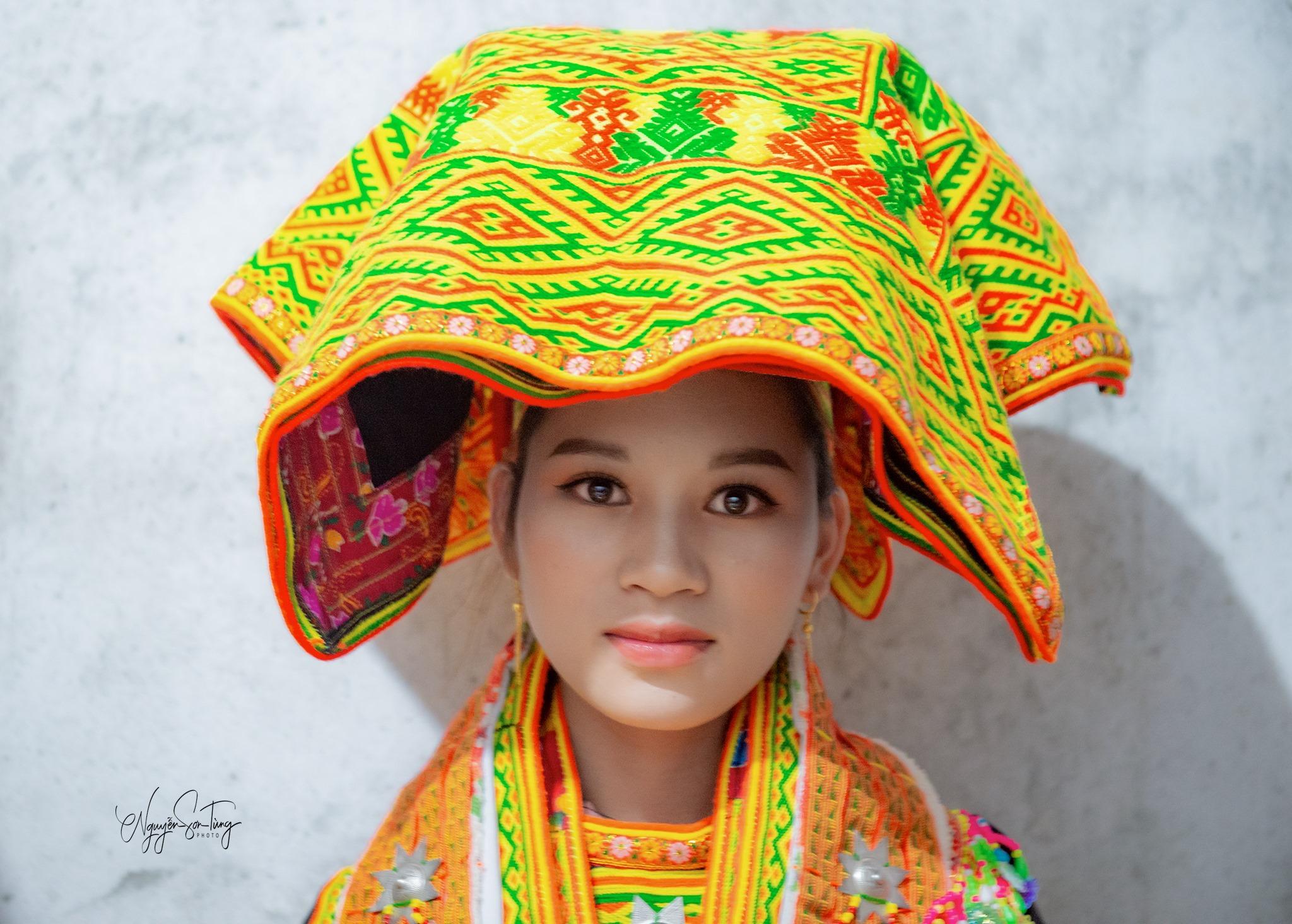 Cô dâu người Dao Lù Gang trong ngày cưới