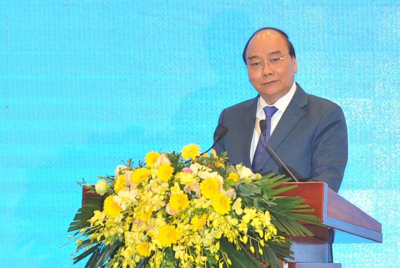 Thủ tướng Nguyễn Xuân Phúc phát biểu chỉ đạo Hội nghị